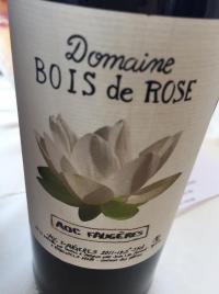 Présentation du millésime 2014 de Faugères - Mas du Cheval - Lattes - 20 avril 2015