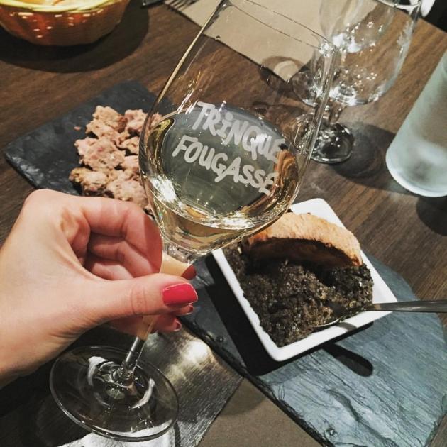 Pro.Vin.Sel - Les Nuits Gastronomiques - février 2015 chez Trinque Fougasse O'Sud - Facebook