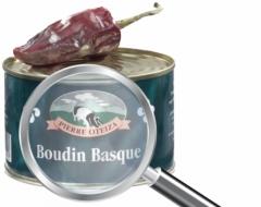 Recette Oteiza au Boudin Basque