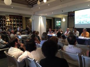 Réunions / Rencontres et séminaires d'entreprise chez Trinque Fougasse