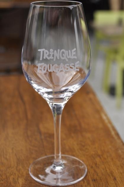 Rosé à Rougir - Domaine Clavel / Le Rosé - Mas Laval / Rosé Domaine Henry / Verres INAO Trinque Fougasse, PM & GM