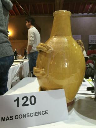 Salon des Vins du Languedoc - 26 et 27 avril 2015 au Mas de Saporta - by Trinque Fougasse