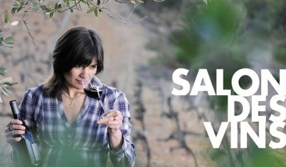 Salon des Vins - Terre de Vins magazine - 15 et 16 novembre 2014 à Montpellier