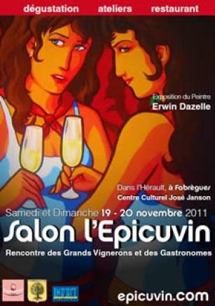 Salon l'Épicuvin 2011