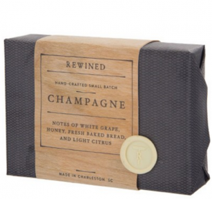 Savons REWINED au Champagne et Pinot Noir