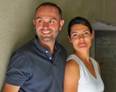 Serre Romani - Laurent et Cylia PRATX