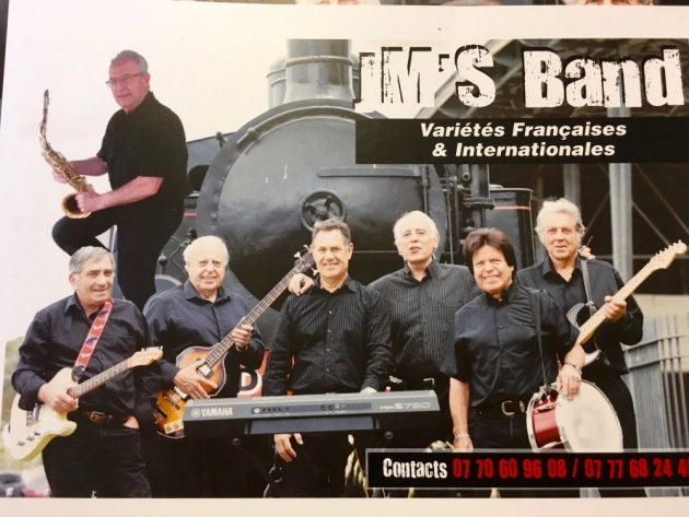 Simonetti JMS Band
