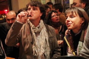 Soirée Wine LR - O'Sud - Virgile Joly - décembre 2012