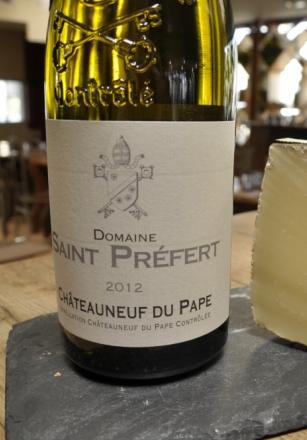 St Préfert-Chateauneuf blanc