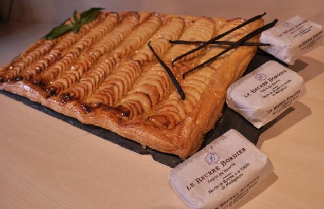 Le petit plus de la tarte aux pommes de trinquefougasse tf site - Tarte aux pommes fine ...