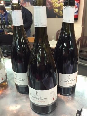 Thierry Michon Domaine St Nicolas - Salon des Vins de Loire 2015 - par Patricia HUCZEK © (c)Patricia HUCZEK