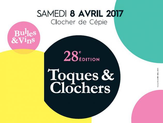 Toques et Clochers le 8 avril à Limoux - BLOG TrinqueFougasse