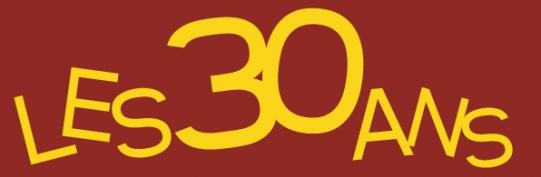 Trinque Fougasse fête ses 30 ans en 2016