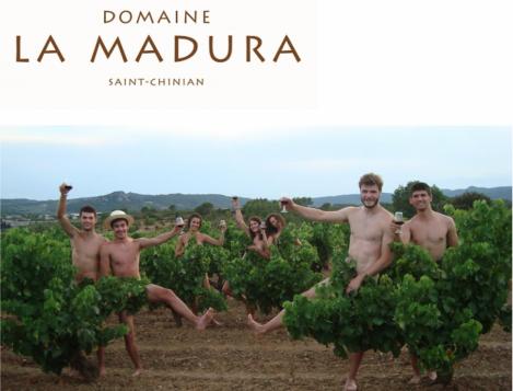Vendanges natur(istes?) à la Madura !