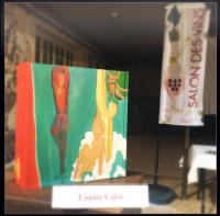 Vente aux Enchères du Salon des Vins d'Aniane - 25 juillet 2015 - Art - Vin - Caritatif © ©Patricia HUCZEK 2015
