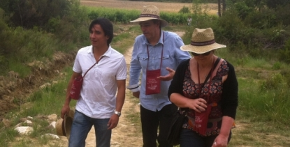 Vignes Buissonnières 2012 - Dominique Delpech & Alejandro Coloma