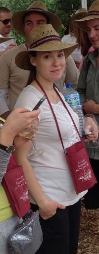 Vignes Buissonnières 2012 - équipe Rosine Pelletier