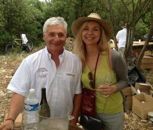 Vignes Buissonnières 2012 - Pierre Clavel et Patricia Huczek