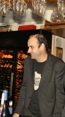 Vin des Poètes - O'Sud - novembre 2012 - Mas Thélème - Fabienne & Alain Bruguière