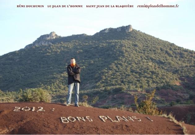 Voeux PLAN DE L'HOMME 2012