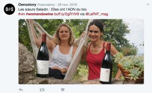 WOMEN DO WINE - Blog Trinque Fougasse